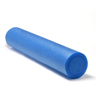 EVA Blue 36-inch Full Round Foam Roller