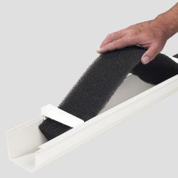Gutter Pro Foam 32-linear Feet Gutter Guard