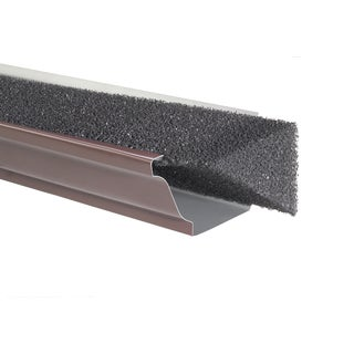 Rain Gutter Foam 32-linear Feet Gutter Guard