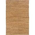 Natural Fiber Sahara Rectangle Jute Rug (8' x 10')