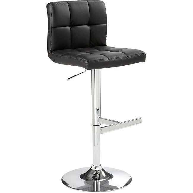Sunpan Rockwell Adjustable Barstool