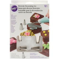 Brownie Decorating Set