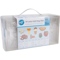 Candy Mold Set 10/Pkg