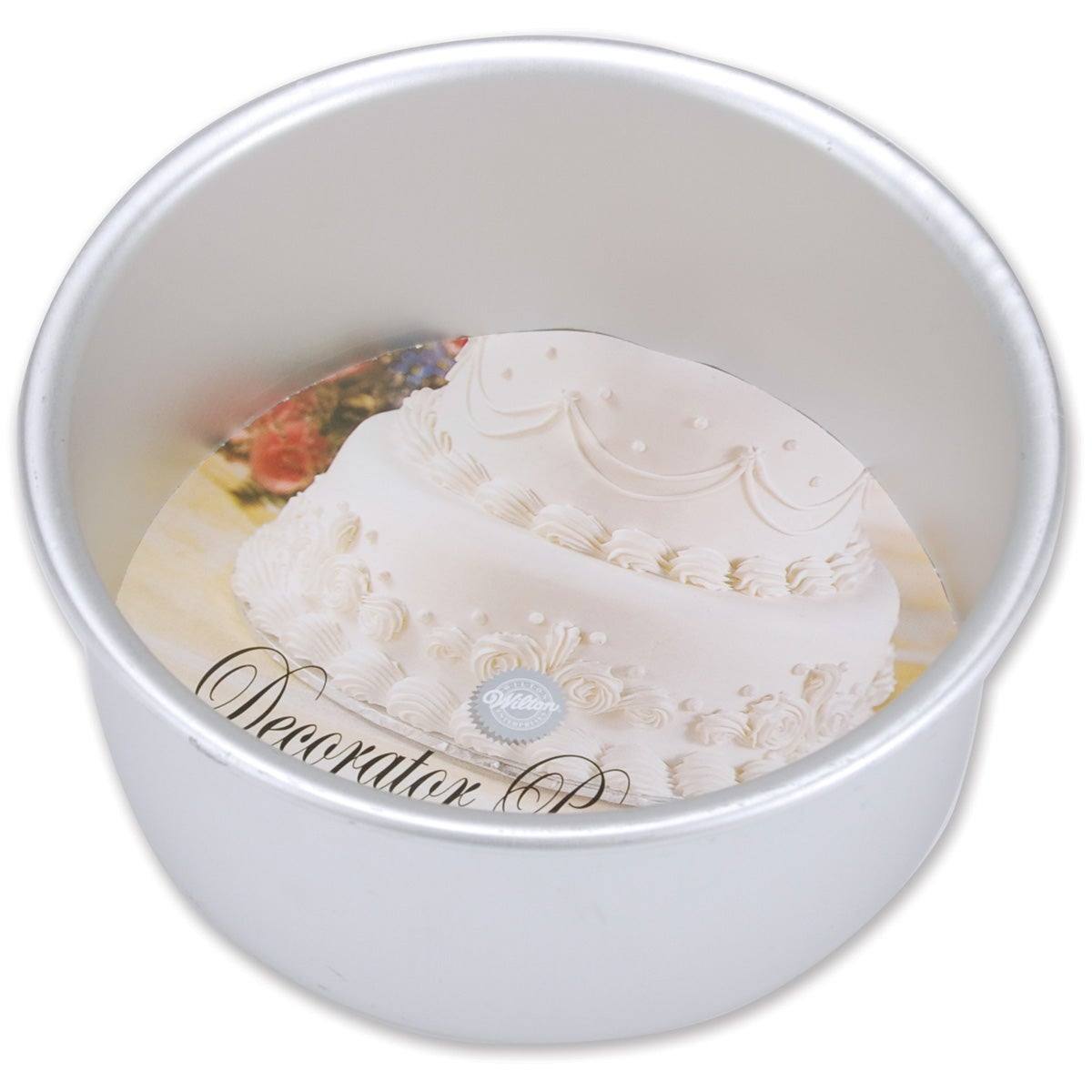 Wilton Decorator Preferred Aluminum Round Cake Pan at Sears.com