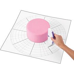 Cake Divider Chart