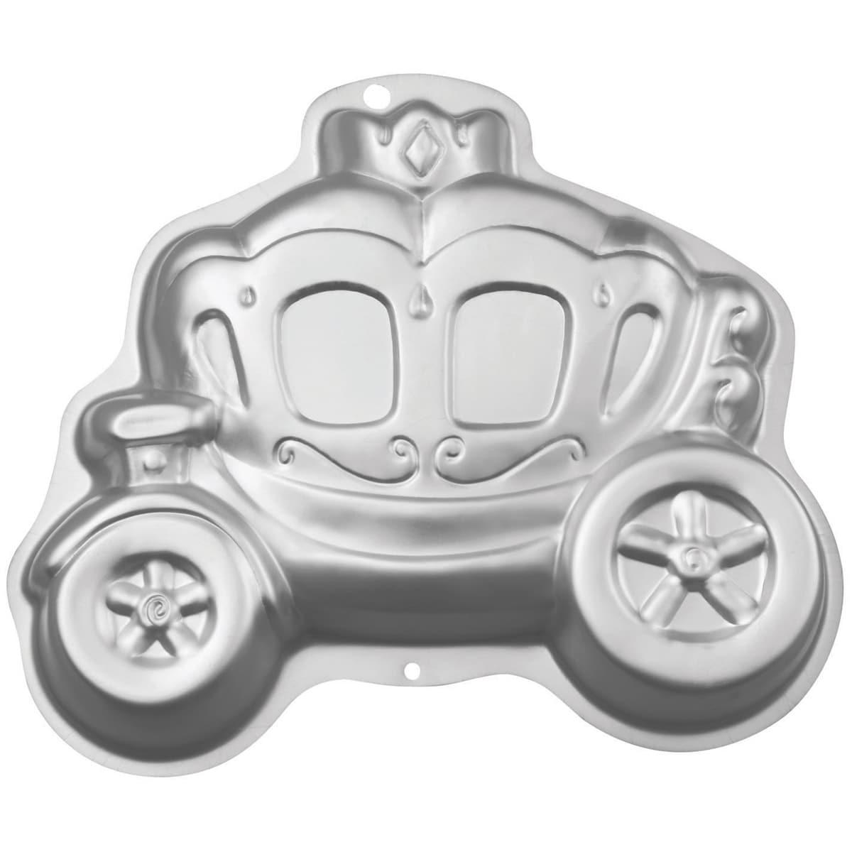 Novelty Cake Pan-Princess Carriage