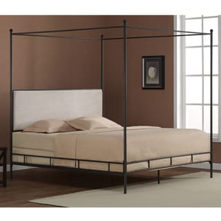 Lauren King Metal Canopy Bed