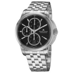 Maurice Lacriox Men's PT6188-SS002-330 'Pontos' Stainless Steel Chronograph Watch