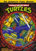 Teenage Mutant Ninja Turtles Season 10: The Complete Final Season (DVD)