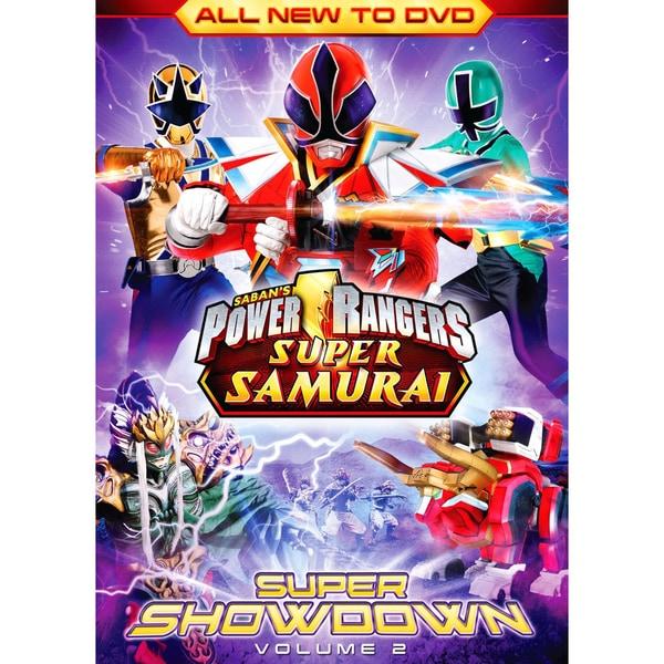 Power Rangers Super Samurai: Super Showdown Vol. 2 (DVD) 9125404