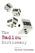 The Badiou Dictionary (Paperback)