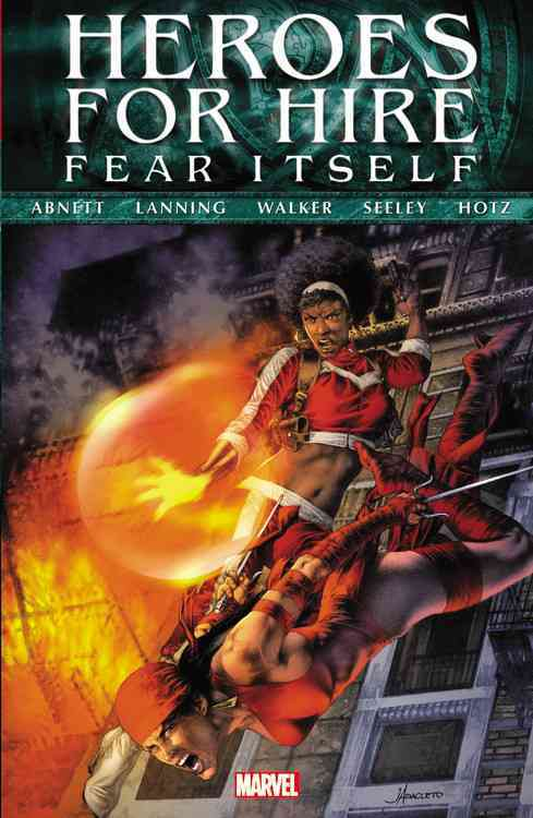 Fear Itself: Heroes for Hire (Paperback)