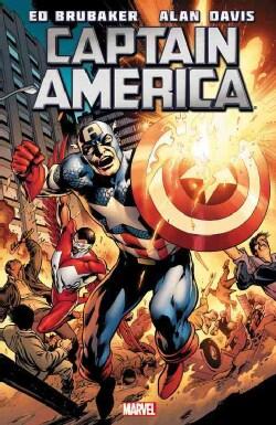 Captain America by Ed Brubaker 2 (Paperback)