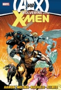 Wolverine & The X-Men 4: A Vs. X (Hardcover)