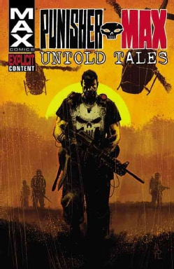 Punisher Max: Untold Tales (Paperback)