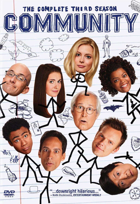 Community: Season 3 (DVD)