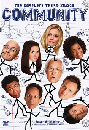 Community: Season 3 (DVD)