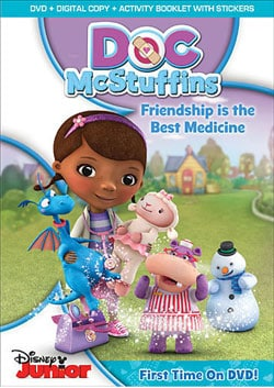 Doc McStuffins: Friendship Is the Best Medicine (DVD)
