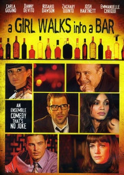A Girl Walks Into a Bar (DVD)