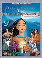 Pocahontas & Pocahontas II: Journey To A New World (Special Edition) (Blu-ray/DVD)