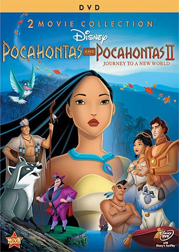 Pocahontas & Pocahontas II: Journey To A New World (Special Edition) (DVD)