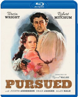 Pursued (Blu-ray Disc)