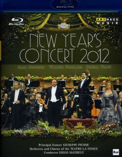 New Year?s Concert 2012 (Blu-ray Disc)