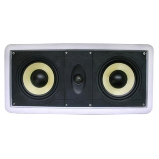 New Wave Audio CC-602KV 120 W RMS Speaker - 2-way - White