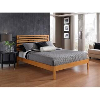 Akita King Size Platform Bed