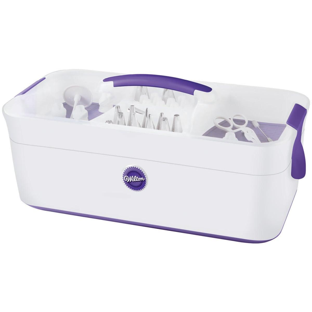 Wilton Decorate Smart Decorator White/Purple Preferred ...