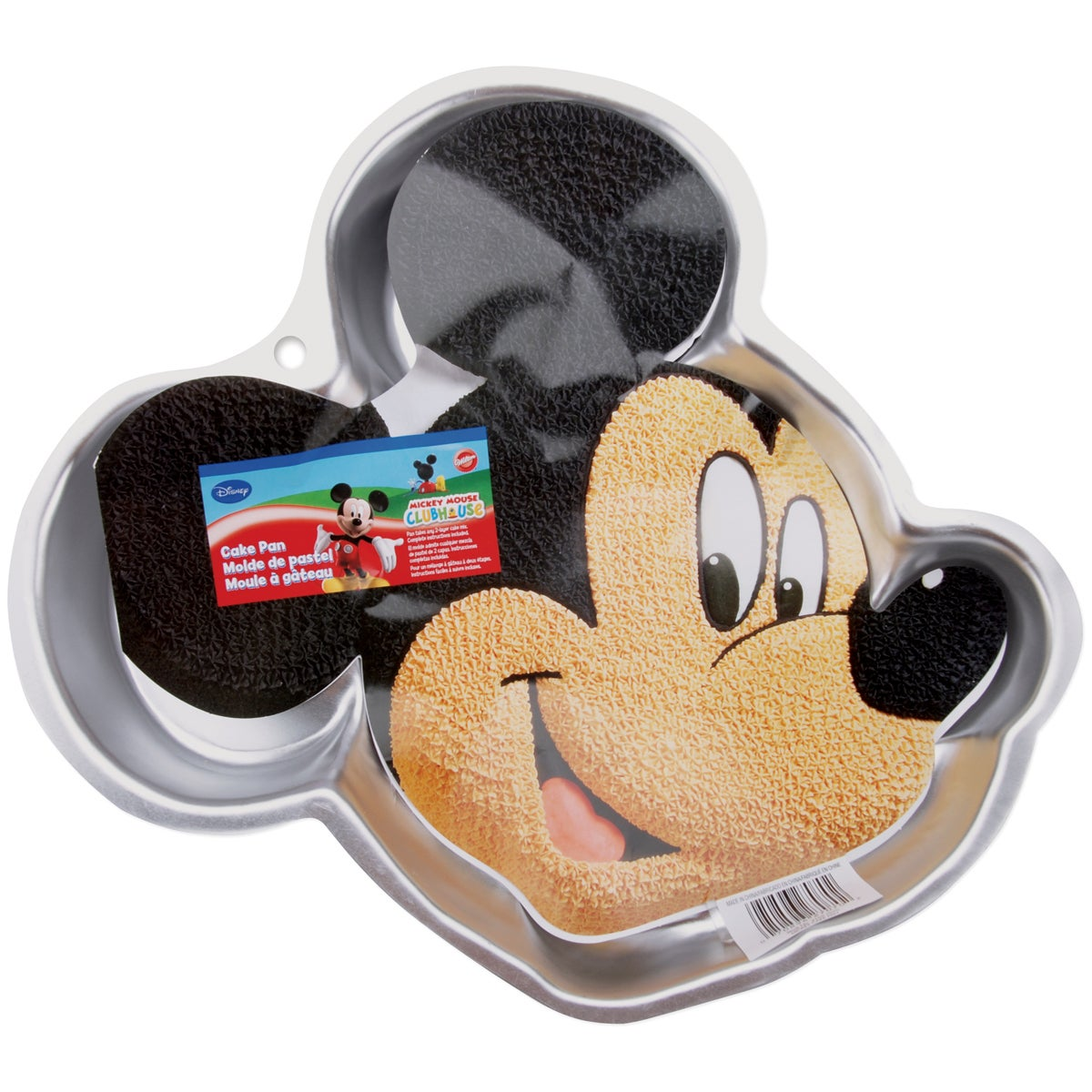 Wilton Novelty Cake Pan-Mickey Mouse Clubhouse at Sears.com