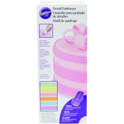 Decorate Smart Fondant Detail Embosser