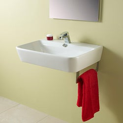 Bissonnet 'EMMA' Bathroom Ceramic Sink