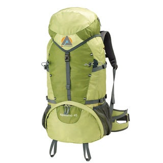 Alpinizmo 45 Green Backpack by High Peak USA