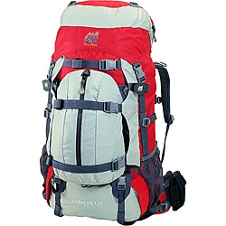 High Peak Luna 55+10 Backpack with Hipbelt and Sternum Strap