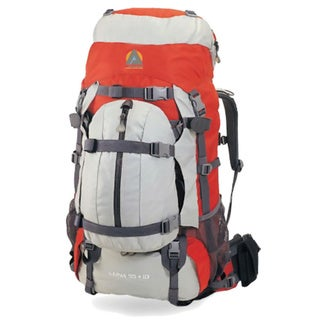 Alpinizmo Luna 55+10 by High Peak USA with Hipbelt and Sternum Strap