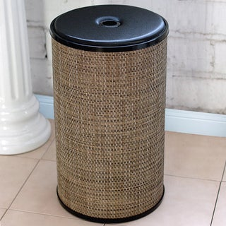 Roxie Round 1530 Multi Brown Hamper