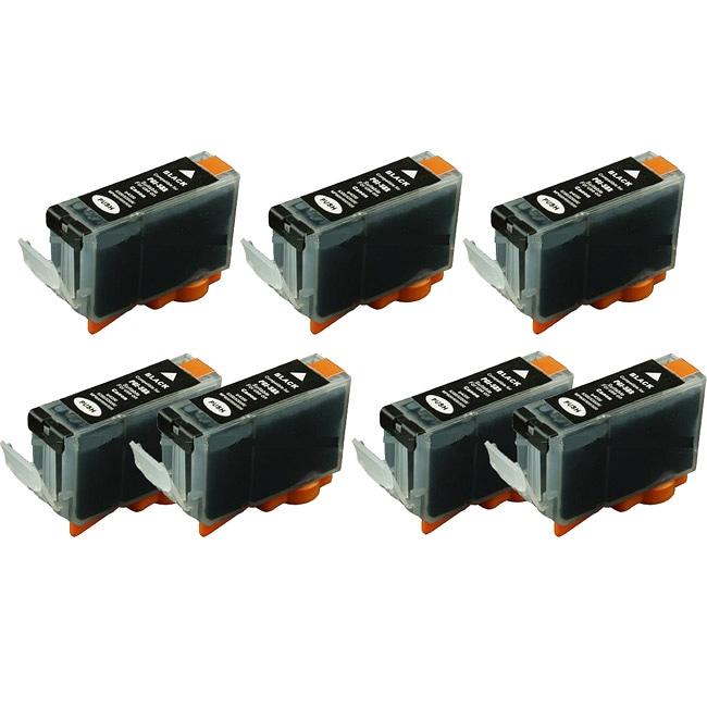 Canon PGi-5BK PGI 5 Compatible Black Ink Cartridge (Pack of 7)