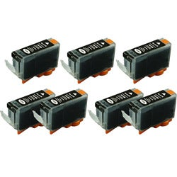 Canon PGi-5BK PGI 5 Compatible Black Ink Cartridge (Pack of 7)