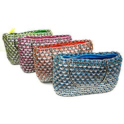Colorful Serinita Recycled Pop Top Bag (Mexico)