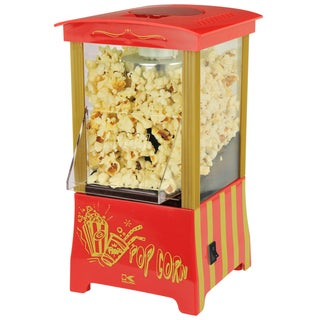 Kalorik Red Carnival Popcorn Maker (Refurbished)