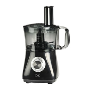 Kalorik Black Food Processor (Refurbished)