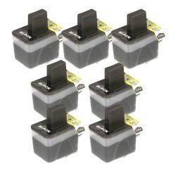 Brother LC41 Compatible Black Ink Cartridges (Pack of 7)