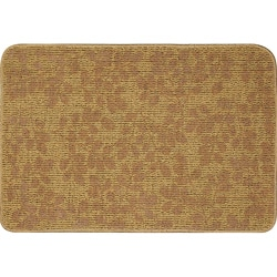 Printed Sisal Chocolate Mat (2' x 3')