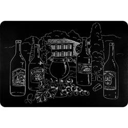 Wine Premium Kitchen Comfort Mat (2' x 3')