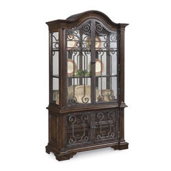 Coronado Display China Cabinet