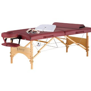 Master Massage 30-inch Geneva LX Package Therma-Top Massage Table