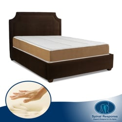 Spinal Response Aspiration 11-inch Twin XL- size Memory Foam Mattress