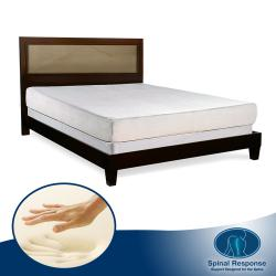 Spinal Response Marvel 10-inch Queen-size Memory Foam Mattress