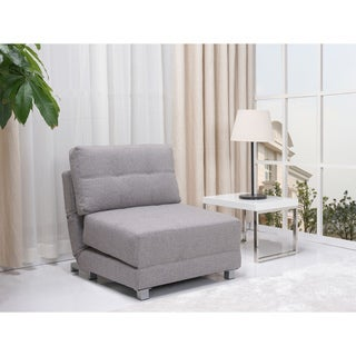 New York Ash Convertible Chair Bed